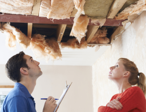 Could Home Damage Cause a Home Sale to Fall Through?