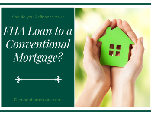 Should You Refinance Your FHA Loan to a Conventional Mortgage?