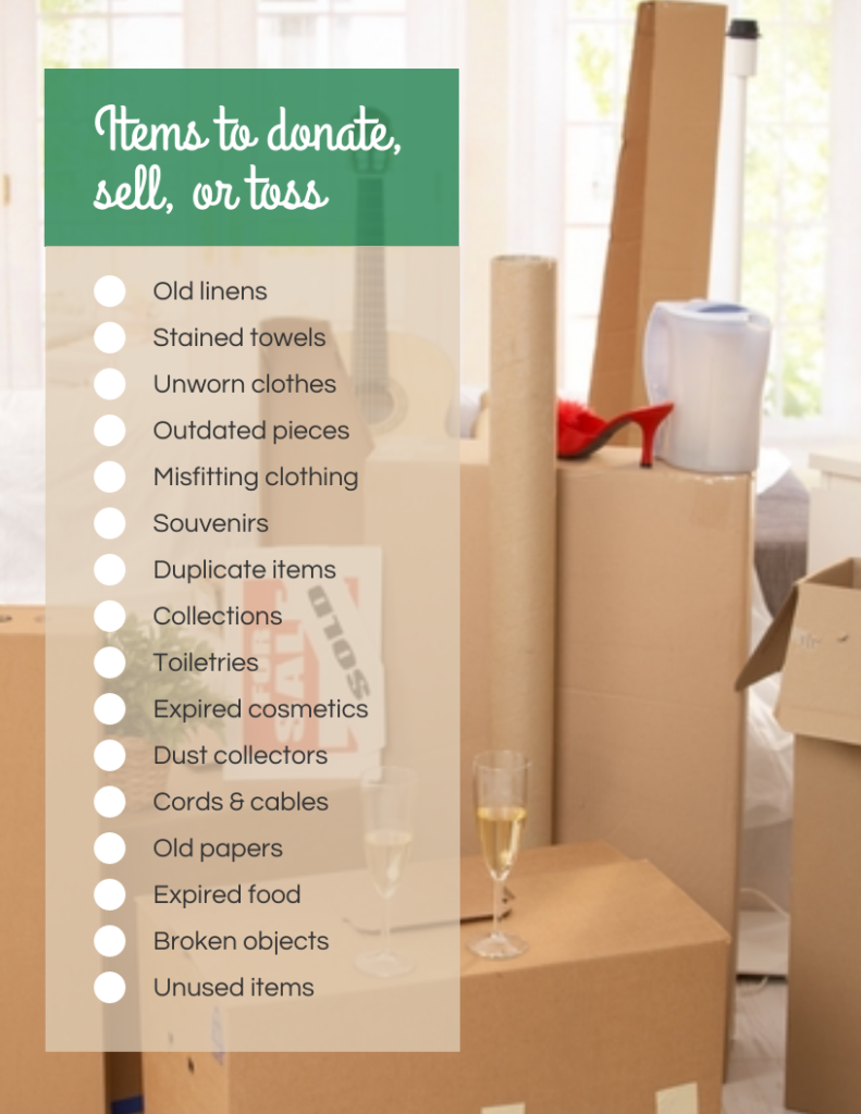 Las Vegas Moving Checklist