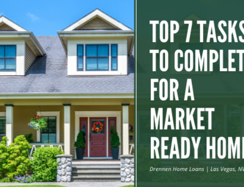 How to Make Sure Your Home is Market Ready