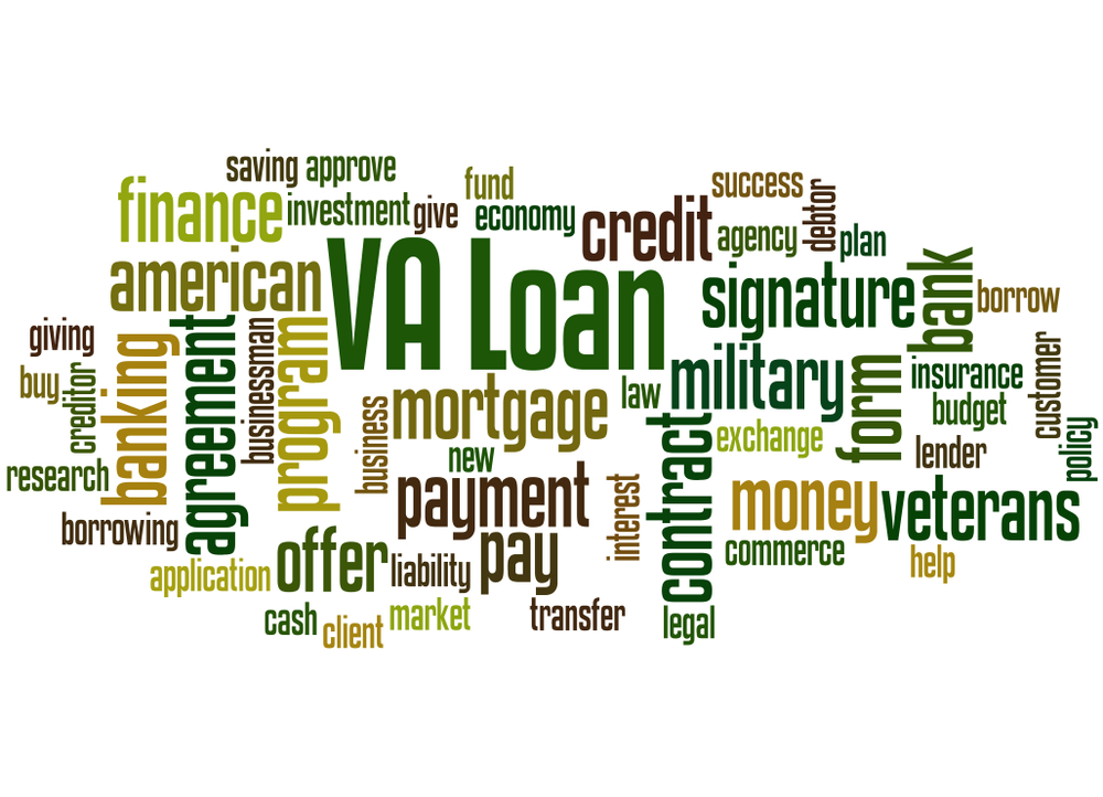 VA home loan Las Vegas