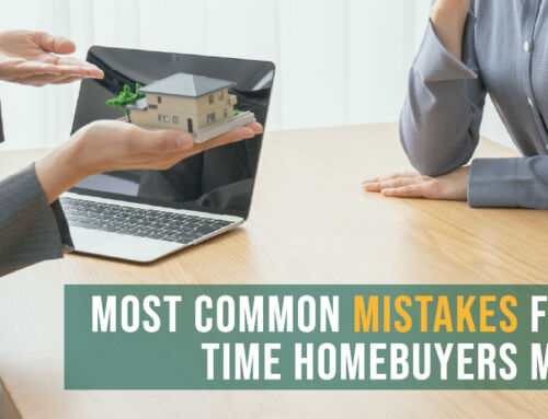Most Common Mistakes First Time Homebuyers Make